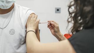 Türkiye en fazla aşı uygulayan 8. ülke