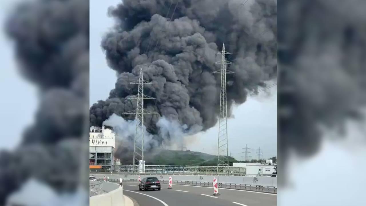 Almanya'da patlama: 1 ölü, 4 kayıp
