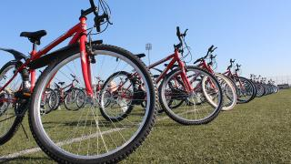 Sakarya'da aşı olanlara bisiklet ve tablet hediye edilecek