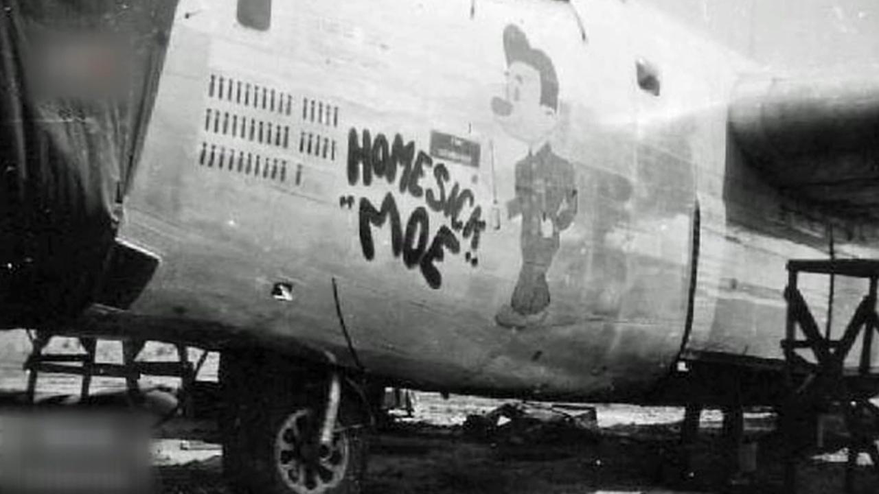 2. Dünya Savaşında kaybolan uçak 77 yıl sonra bulundu