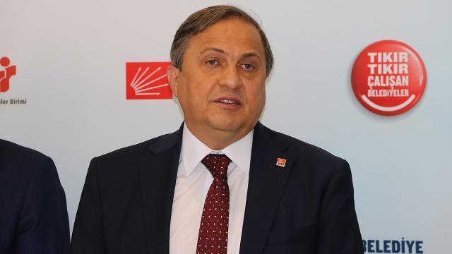 CHPden Bolu Belediye Başkanı Özcanın göçmen açıklamasına tepki