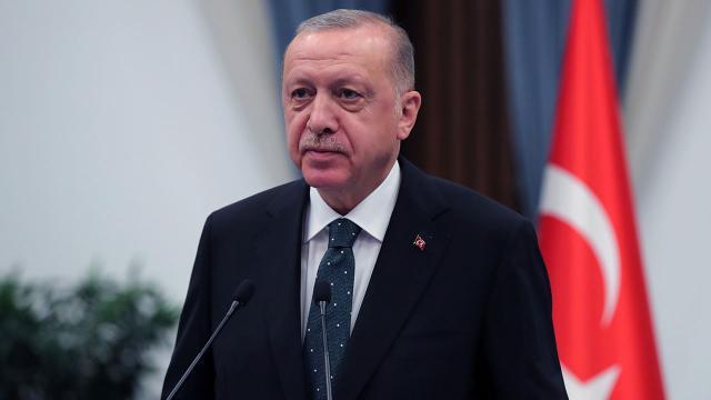 Erdoğan: Karadeniz gazının ilk fazını 2023e yetiştirmek için çaba harcıyoruz