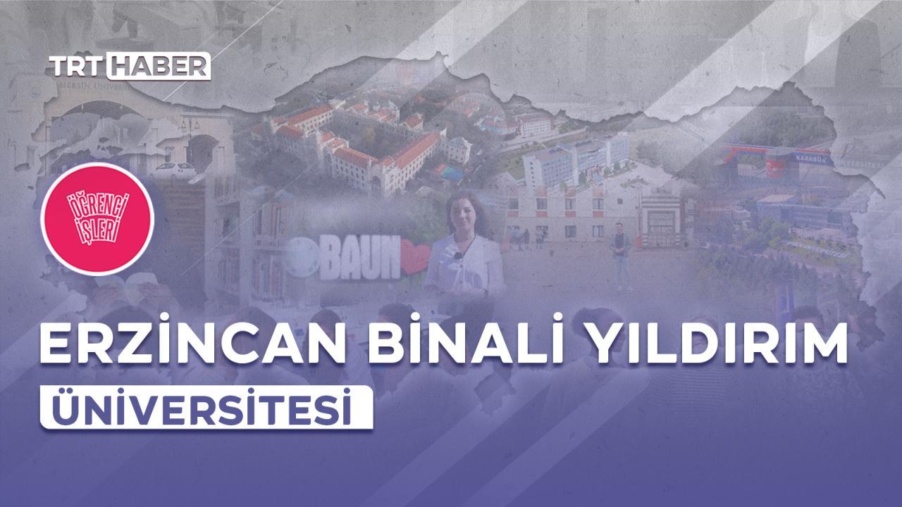 Öğrenci İşleri Erzincan Binali Yıldırım Üniversitesi