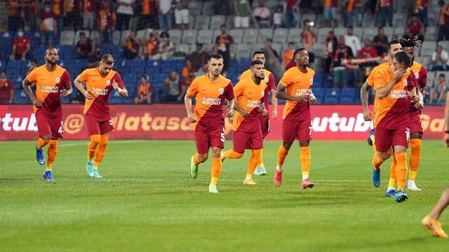 Galatasaray yoluna Avrupa Liginde devam edecek