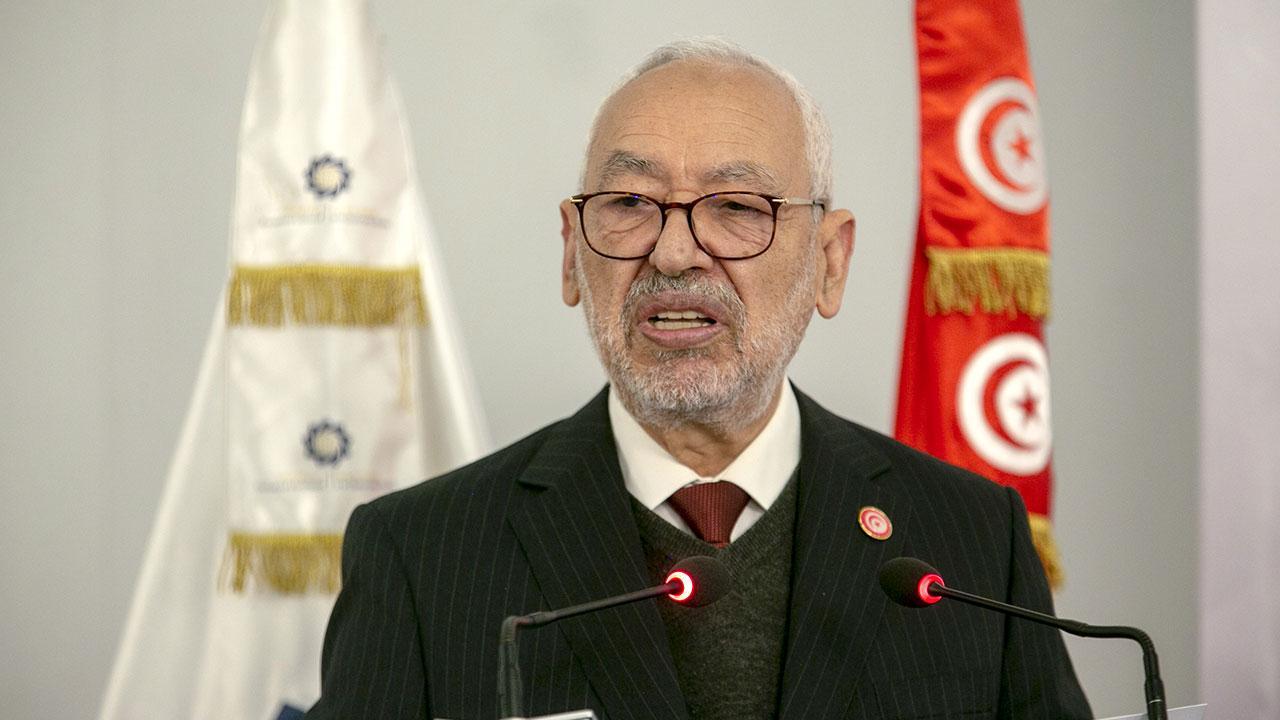 Tunus Meclis Başkanı Gannuşi: Cumhurbaşkanı ülkeyi felakete sürüklüyor