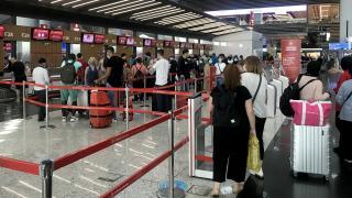 İstanbul havalimanlarında bayram tatili rekoru