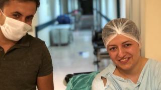 Türkiye'nin ikinci rahim nakli gerçekleştiriliyor