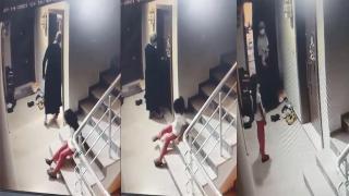 Kızına gözcülük yaptırıp çelik kapıları 30 saniyede açtı