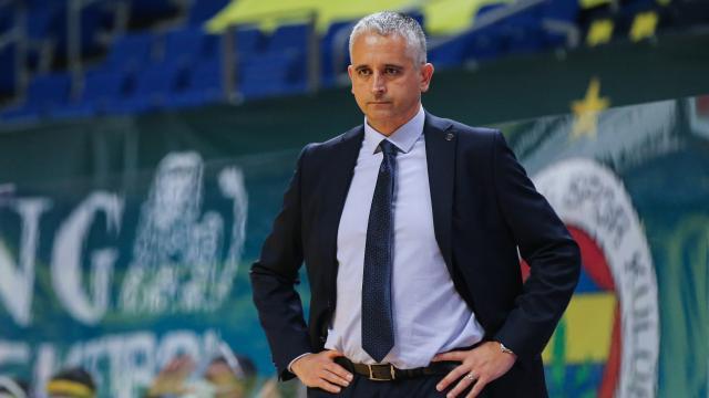 Fenerbahçe Bekoda Kokoskov dönemi sona erdi