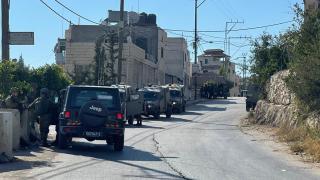 İsrail güçleri 18 Filistinliyi gözaltına aldı