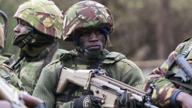 Kenyada seri katilin karakoldan kaçmasına yardım eden 3 polis tutuklandı