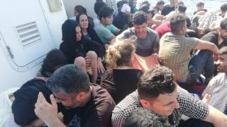 Rum kesiminin hamile mülteciye kötü muamelesi Rum Meclisi'nde ele alındı