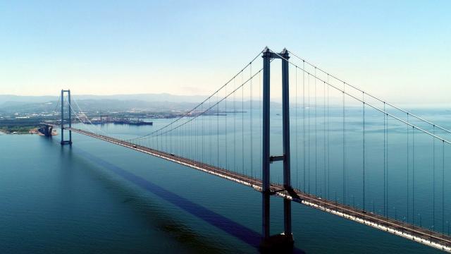 Osmangazi Köprüsü ve İzmir-İstanbul Otoyolunda geçiş rekoru