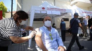 Randevusuz aşı uygulaması ilgi görüyor