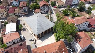 Mimar Sinan'ın kalfasının inşa ettiği Rüstem Paşa Camii ihtişamıyla ziyaretçilerini bekliyor
