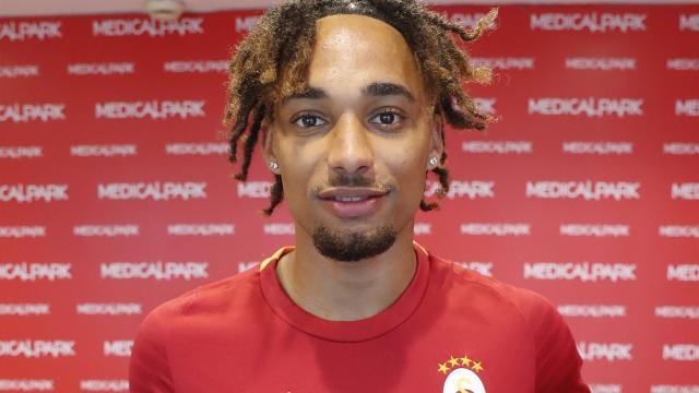 Galatasarayın yeni transferi Boey, sağlık kontrolünden geçti