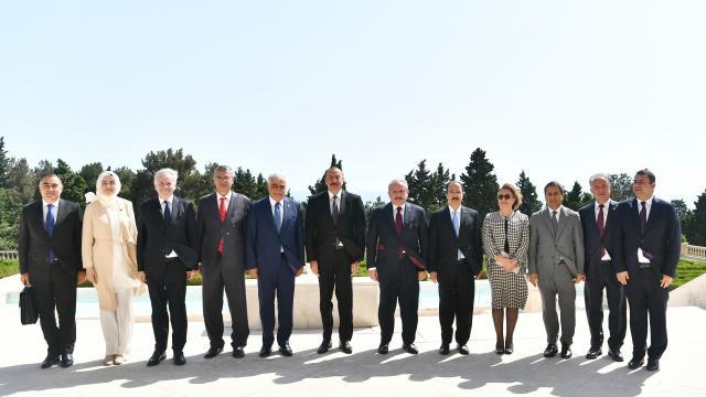 TBMM Başkanı Şentop Azerbaycanda