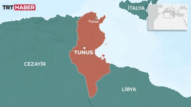 Tunusta tren kazası: 33 yaralı