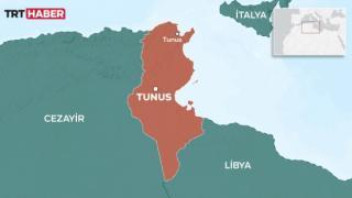 Tunus'ta sel: 1 ölü, 1 kayıp