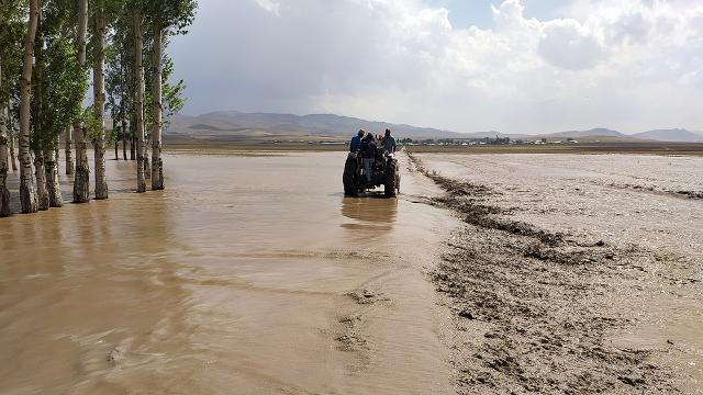 Vanda selin ardından hasar tespitine başlandı