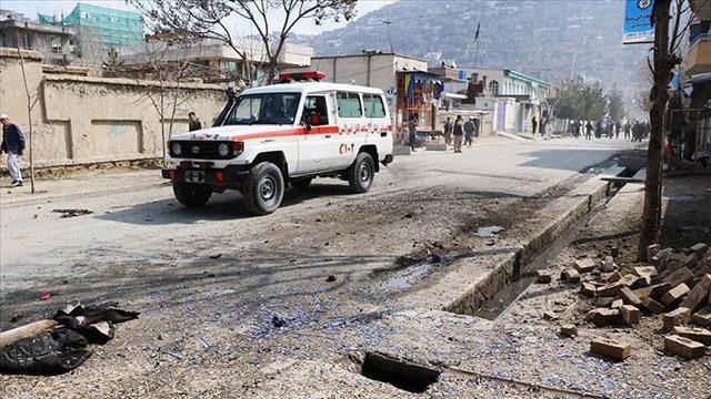 Afganistanda havan saldırısı: 5 ölü