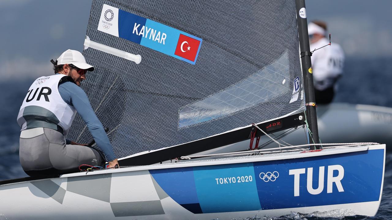 Alican Kaynar günü 8. sırada tamamladı