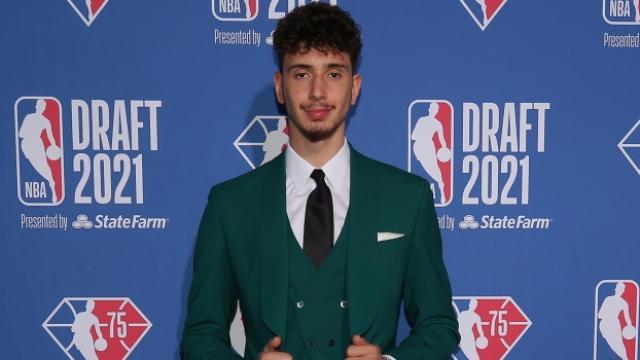 Alperen Şengün 2021 NBA draftında seçildi