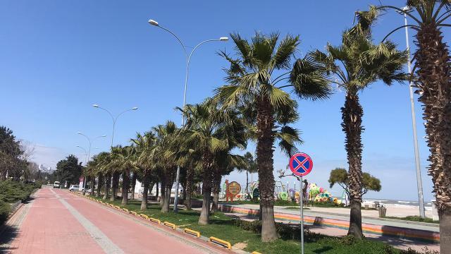 Ege ve Akdenizin kıyı kesimleri temmuzda yağış alamadı