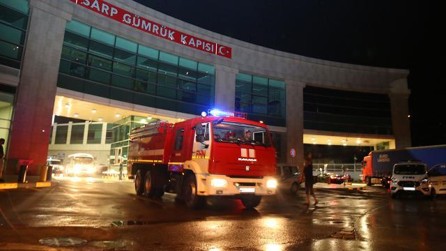 Azerbaycandan Türkiyeye orman yangınlarıyla mücadelede destek