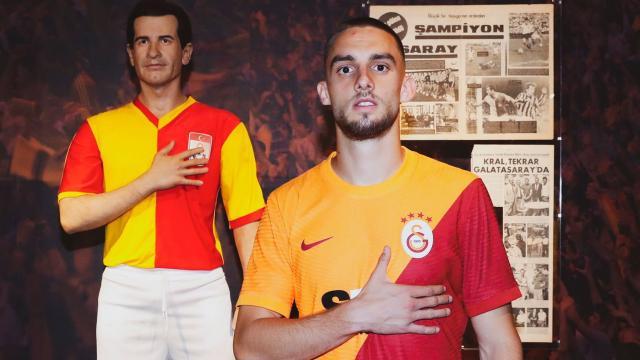 Berkan Kutlu Galatasaray için elimden gelen her şeyi yapacağım