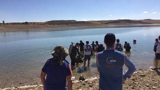 Kayseri'de baraj gölünde kaybolan 3 kişinin cansız bedenine ulaşıldı