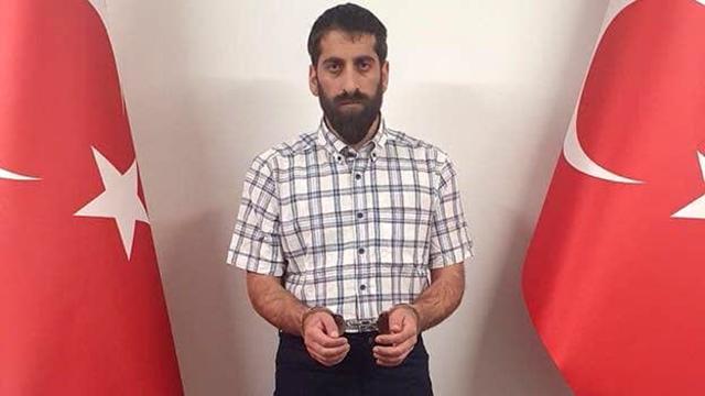 Kırmızı bültenle aranan PKKlı terörist Türkiyeye getirildi