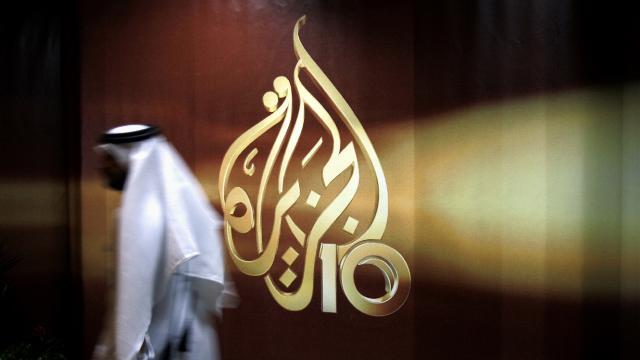 Al Jazeera 8 yıl sonra Mısırdan canlı yayın yaptı