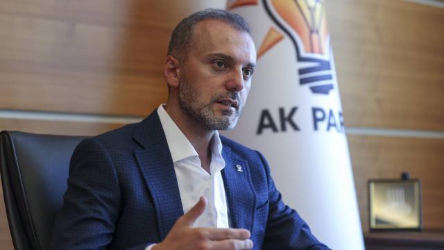 AK Partiden ağaçlandırma seferberliği