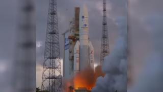 İngiltere'nin, hareket halindeki araçlara bilgi sağlayacak uydusu fırlatıldı