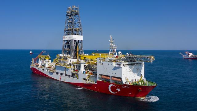 Fatih, Türkali-4te sondaja başladı