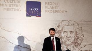 G20 Kültür Bakanları toplantısı: Roma Bildirisi kabul edildi