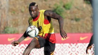 Galatasaray'da Mbaye Diagne'ye talip var