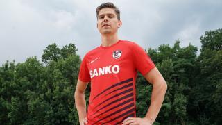 Gaziantep forvet oyuncusu Borven'i transfer etti