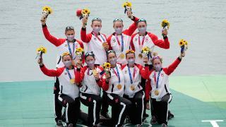 Kanada'yı Tokyo'da kadın sporcuları sırtlıyor