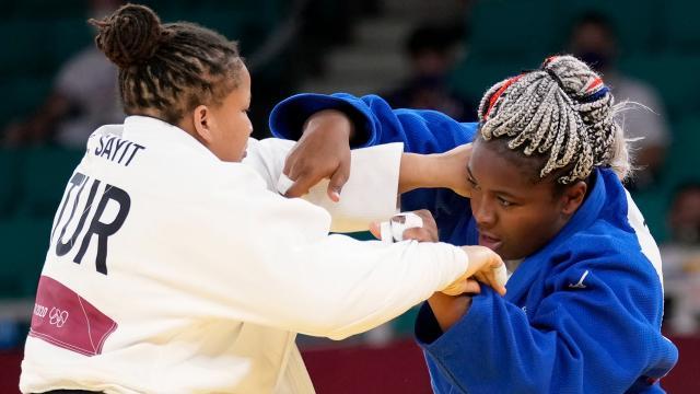 Milli judocu Kayra Sayit beşinci oldu
