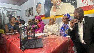 Mali'deki terör mağduru kadınlardan Diyarbakır annelerine destek