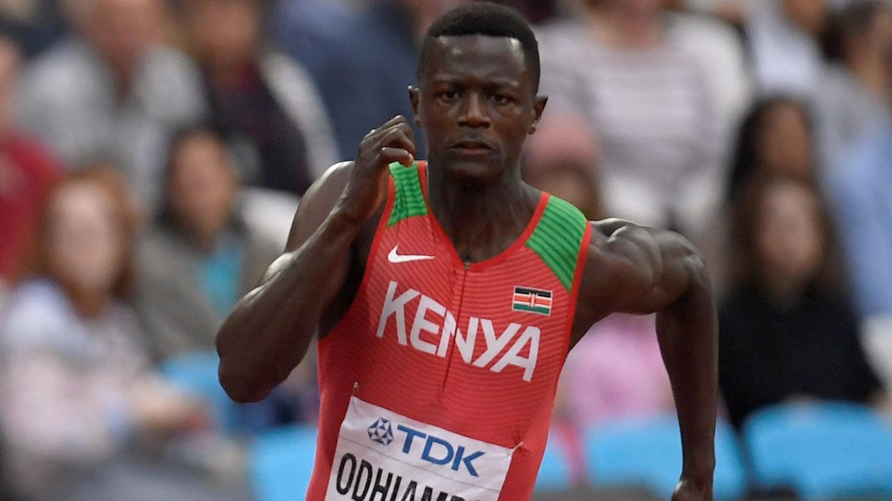 Kenyalı atletin doping testi pozitif çıktı