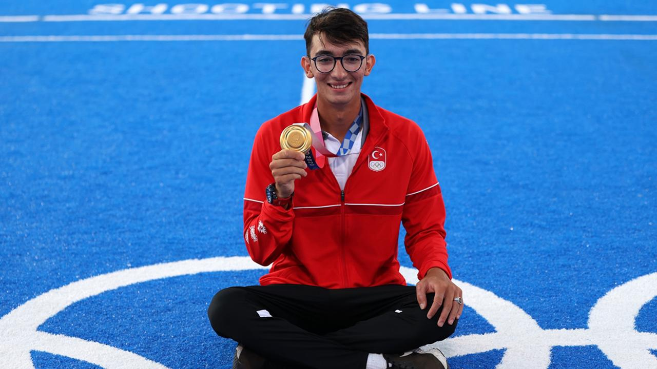 Türk sporcular Tokyo 2020'de ilkleri başarıyor