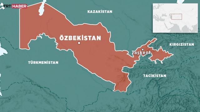 Özbekistana sığınan Afgan askerler üçüncü ülkeye gönderildi