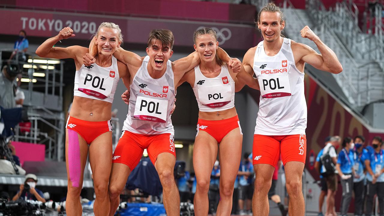 Polonya olimpiyat rekoru kırdı