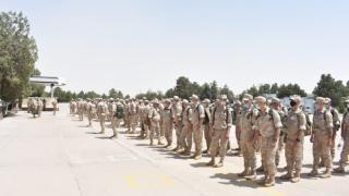 Rusya ve Özbekistan'dan ortak askeri tatbikat