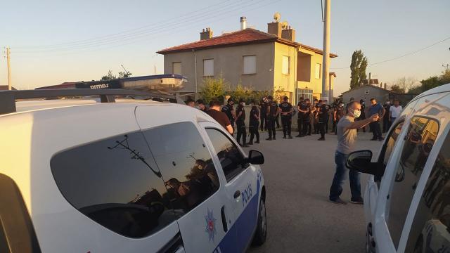 Konyada bir eve silahlı saldırı: 7 ölü