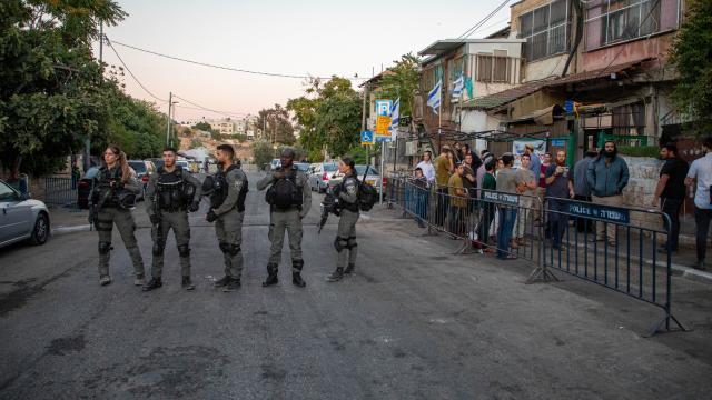 İsrail mahkemesi Şeyh Cerrahtaki tahliye kararını erteledi