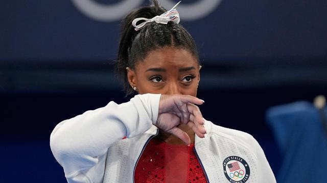 ABDli cimnastikçi Simone Biles hayat hikayesiyle dikkati çekiyor